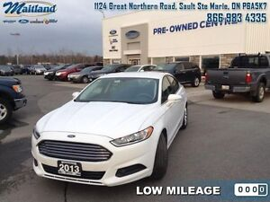 2013 Ford Fusion SE   - Low Mileage