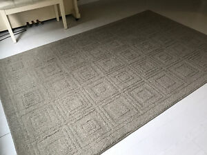 MUST SELL cream grey |Area Rug
