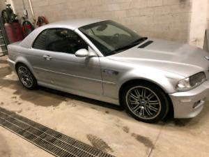 2002 BMW M3 Convertible Hard Top