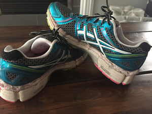 Women's size 11 Kayano Asics Shoes