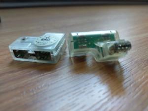 Splitter for gameboy link cables