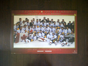 Canada Mens Hockey Olympic Gold