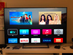 """Sony 55"""" 4K LED Android Smart TV (XBR55X800E)"""