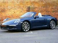 2012 Porsche 911 991 Carrera Cabriolet 2dr PDK - Two Tone Leather - Sport Exhaus