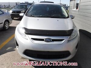 2011 FORD FIESTA SEE 4D HATCHBACK SEE