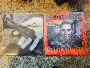 Dead Kennedys records