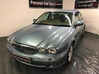 Jaguar X-TYPE 2.0D SE,Full History,12 Months MOT,