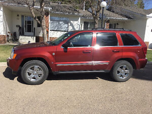 2007 Jeep Grand Cherokee LTD SUV, Crossover