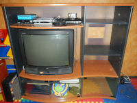 "Free TV Stand with 27""TV"