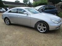2007 Mercedes-Benz CLS 3.0 CLS320 CDI 7G-Tronic 4dr