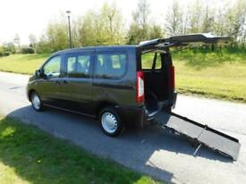 2011 Peugeot Expert Tepee 1.6 Hdi WHEELCHAIR ACCESSIBLE ADAPTED VEHICLE VAN WAV