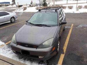 2003 Ford Focus ZTW Wagon Just passed emissions test