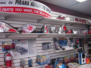 Auction Sale! Pirana Automotive Supply