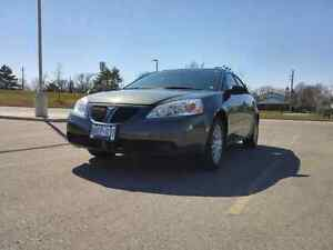 2006 PONTIAC G6 BASE SEDAN