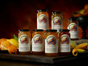Seasonal Citrus Fruit Preparation for Marmalade Production