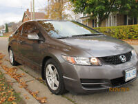 2009 Honda Civic EXL EXCELLENT Condition! (EXL TOP OF THE CIVIC