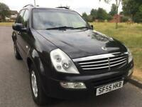 SSANGYONG REXTON 2.7 TD RX 270 SX (2005) AUTOMATIC + DIESEL