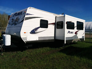 2012 Puma holiday trailer 26 Ft.