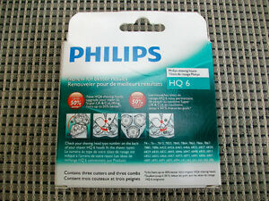 PHILIPS HQ6 BLADES London Ontario image 2