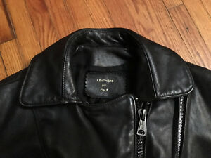 Woman's Leather Coat Cambridge Kitchener Area image 5
