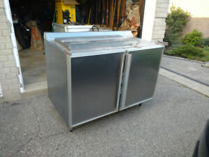 SilverKing Refrigerated Prep Table