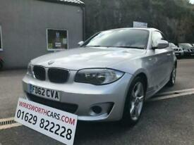 image for 2012 62 BMW 1 SERIES 2.0 118D EXCLUSIVE EDITION 2D 141 BHP**SUPERB CAR**LEATHER*