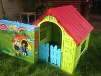 Chad valley play house 3 months old in box