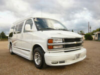FRESH IMPORT 2002 CHEVROLET EXPRESS ASTRO DAY VAN AUTOMATIC GRADE 4 GMC RAM