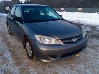 2004 Honda Civic , Sedan , DX-G