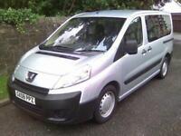 2008 Peugeot Expert 1.6 HDi Comfort L1 5dr (5/6 seat) MPV Diesel Manual