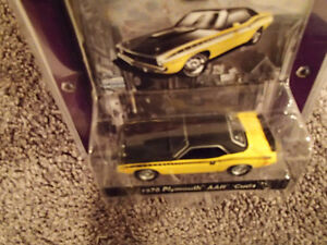 Greenlight Collectibles 1970 Plymouth AAR Cuda - Muscle Car Gara Sarnia Sarnia Area image 3