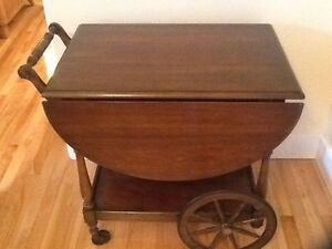 Beautiful Tea Cart For Sale ~ Excellent Condition!