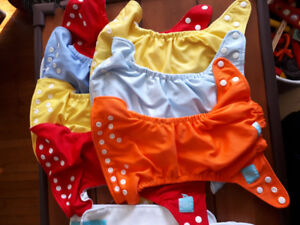Cloth diapers! Charlie Banana!