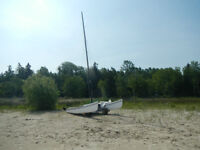 Selling our Hobie 18