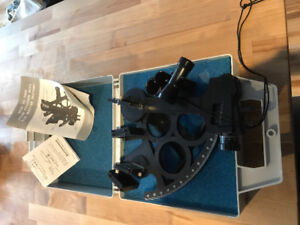 Sextant new in box