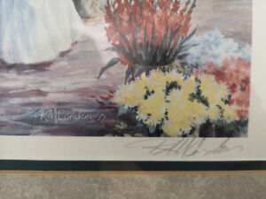 Rose Marie Condon Signed Print