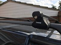 Thule roof rack for Vauxhall Frontera