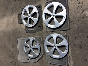 Toyota factory original Prius wheel covers for steel wheels