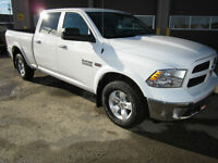 2014 Dodge Ram 1500 CREW CAB OUTDOORSMAN 4X4 ONLY 24,000KMS!