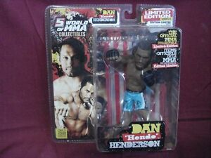 UFC/MMA ROUND 5 FIGURES  $25 EACH OR ALL 4 FOR $90 Windsor Region Ontario image 3