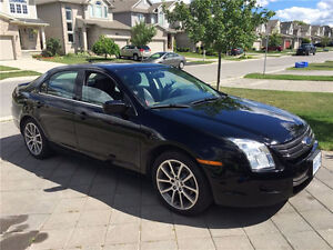 2008 Ford Fusion SEL, Clean, Low Km's 127k, Sfty, Etest London Ontario image 1