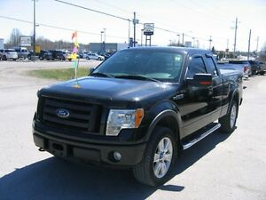 2010 Ford F-150 FX4 OffRoad SuperCab 4x4
