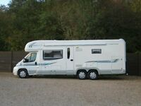 Wanted 2009 - 2010 Auto Trail Chieftain SE With Garage WANTED