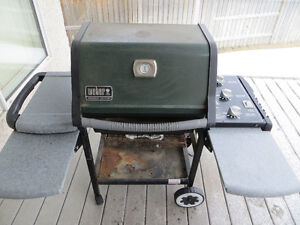 Weber Genisis Silver BBQ Natural Gas