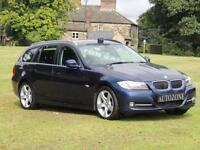 2012 12 BMW 3 SERIES 2.0 318D EXCLUSIVE EDITION TOURING 5D 141 BHP DIESEL