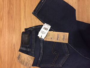 Silver Jeans - size 30w - Brand New
