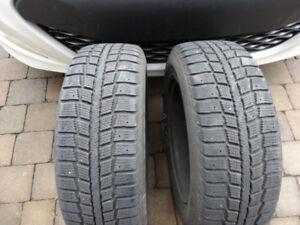 Jantes pour pneu 14 pouces (185/60R14 --  185 65R14)  Accent