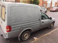 Vauxhall Combo 1.4 Club LPG van