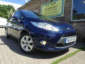Ford Fiesta Titanium Econetic Tdci 5dr DIESEL MANUAL 2012/61