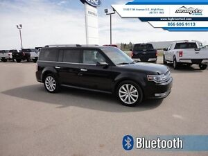 2014 Ford Flex Limited  - Leather Seats -  Bluetooth